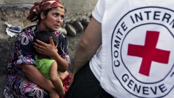 Entidades Beneficentes - Comitê Internacional da Cruz Vermelha (CICV)