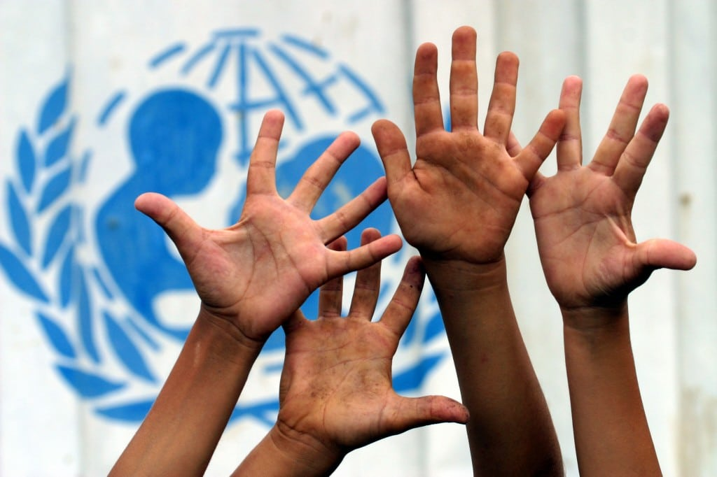 Entidades Beneficentes - UNICEF
